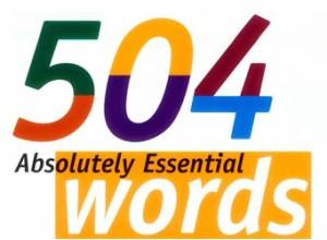 آموزش 504 واژه بدون فراموشی